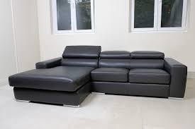 canapé avec méridienne casa design canapé cittadino cuir avec méridienne