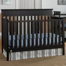 Convertible Crib Espresso Fisher Price Newbury Convertible Crib In Espresso
