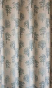 Whitworth Duck Egg Lined Curtains Trees Duck Egg Made To Measure Curtains