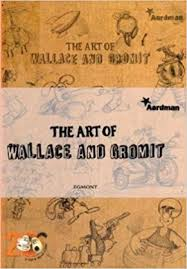 art wallace gromit beth harwood 9781405247894 amazon