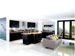 cuisine noir laqué meuble de cuisine noir laque meuble de cuisine noir castorama