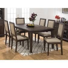 jofran geneva hills large table and side chair set jofran