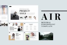 15 minimal powerpoint templates design shack