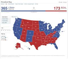 2012 Presidential Election Map by Ethos In Presidential Campaign Politics Does Credibility Matter