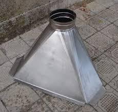 prezzi canne fumarie in acciaio per camini cappa in acciaio inox su misura per camino o a trento kijiji