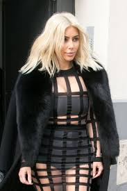 kim kardashian platinum update she tweaked her hair color yet