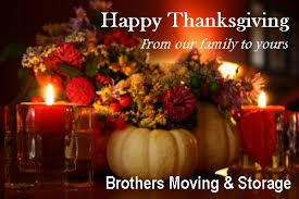 thanksgiving moving tips from brothers moving storage