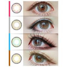90 colorful eye contact lenses images