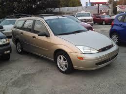 2000 Ford Focus Interior Loughmiller Motors