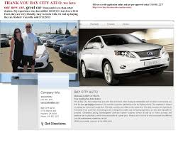 lexus of tampa bay reviews bay city auto 59 photos u0026 66 reviews car dealers 27795