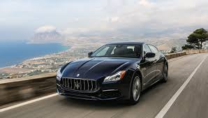 blue maserati quattroporte 2017 maserati quattroporte gets slight facelift and new packages