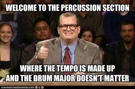 Drum Major Meme - 3 drum corps memes facebook