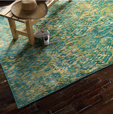 Yellow Area Rug 5x7 by Unbranded Polyester Contemporary Area Rugs Ebay