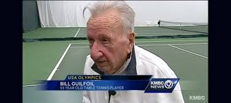 Us Table Tennis Team 93 Year Old Man Trying Out For U S Olympic Table Tennis Team