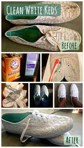 how to clean white keds or sneakers 1 mix hydrogen peroxide and