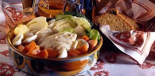 recette de cuisine portugaise facile morue aux légumes à la portugaise facile et pas cher recette sur