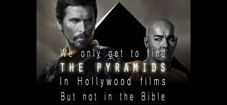 la chambre haute bible pourquoi ne trouve t on aucune mention des pyramides d egypte dans