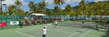 the curtain bluff fantasy tennis camp world tennis travel
