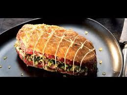 cuisiner magret de canard au four magret de canard façon rôti farci et mousse de carotte