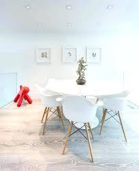 table ronde cuisine design table ronde en verre avec rallonge design extensible cuisine 2