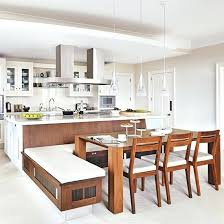 kitchen island with bench kitchen island with bench seating this kitchen features an island
