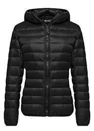 amazon uniqlo ultra light down amazon com wantdo women s hooded packable ultra light weight short