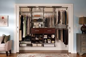 custom closet design options from a clean slate professional