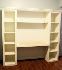 How To Build In Bookshelves - how to build your own