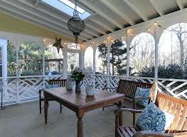 screened in porch wood flooring screened in porch cost