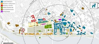 Boston College Campus Map by Lina Kara U0027in Once And Future City