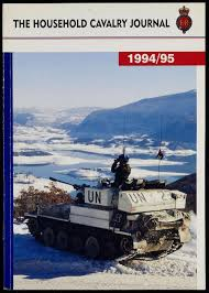household cavalry journal 1994 1995 ilovepdf compressed by