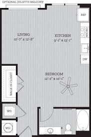 Studio Apartment Floor Plans How To Make The Most Out Of Your New Studio Apartment Alexan On