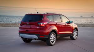 Ford Escape Engine - 2017 ford escape review and test drive with price horsepower and