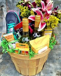 great gift baskets great gift basket for the runner in your work together with