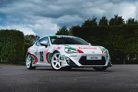 classic toyota motorburn toyota u0027s gt86 gets some classic liveries ahead of goodwood