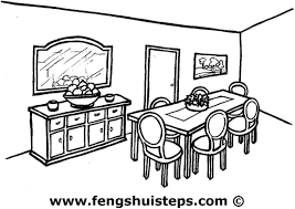 Art For The Dining Room Feng Shui Dining Room Art Home Design Ideas