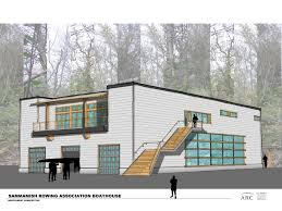 new boathouse project sammamish rowing association rowing