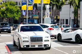 rolls royce white 2016 rolls royce mansory ghost series ii 13 july 2016 autogespot
