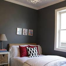 charcoal gray paint design ideas