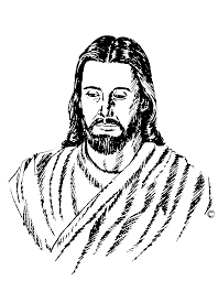 drawing ideas on clipart library jesus christ pencil drawings