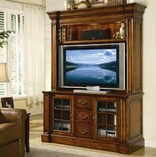 Seldens Furniture Tacoma by Hooker Furniture Waverly Place Entertainment Center With Glass
