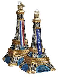 world ornaments eiffel tower 20056