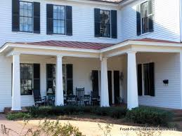 Homes With Front Porches 126 Best Country Farmhouse Porches Images On Pinterest Country