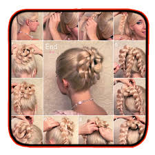 hairstyles application download amazon com bridal hairstyle steps appstore for android