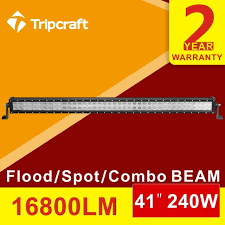 Light Bar For Motorcycle Aliexpress Com Buy 41 U0027 U0027inch 16800lm 240w Led Light Bar For