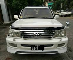 2017 toyota land cruiser prices toyota land cruiser vx limited 4 2d 1998 for sale in islamabad