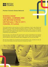 Self Design Home Learners Network by Partner Global Network British Council