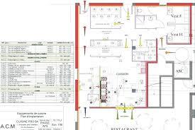 taille plan de travail cuisine plan de cuisine professionnelle agencement hauteur plan de travail
