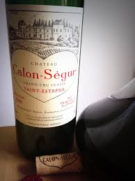 château calon ségur grand cru tasting note 2000 chateau calon segur cellartv