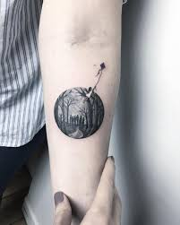 kite tattoo meaning istanbul based artist eva krbdk composes beautiful miniature